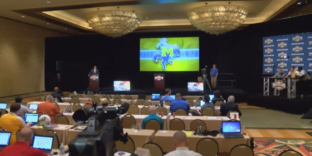 McNeese to take part in SLC Media Day on Thursday