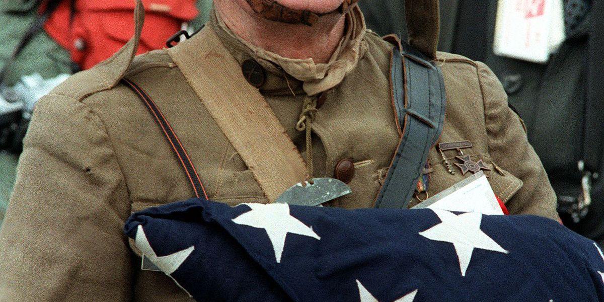 SLIDESHOW: Memorial Day Veterans