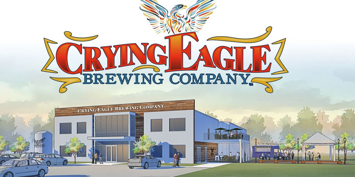 Crying Eagle Brewing company breaks ground on brewery site