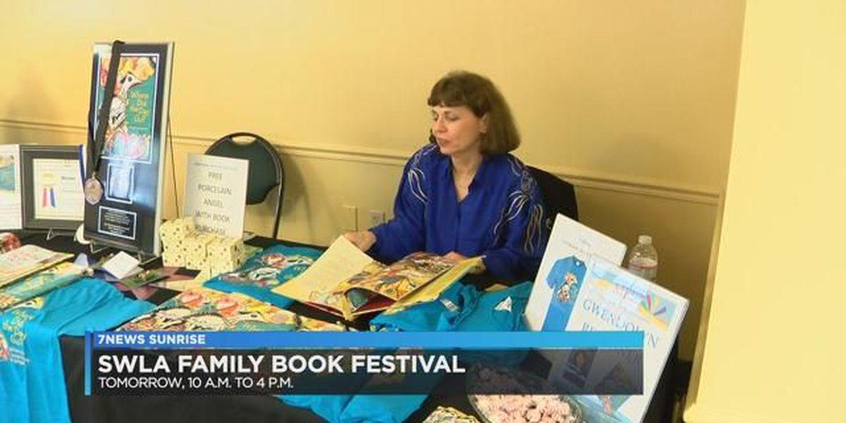 SWLA Family Book Festival kicks off Feb. 17