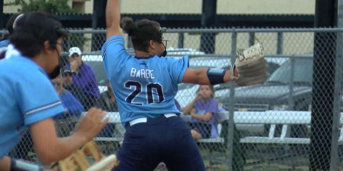 Barbe softball cracks MaxPreps' Top 25 rankings