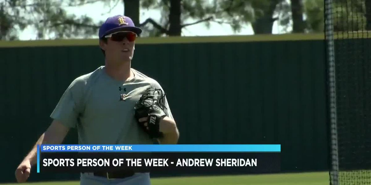 Sports Person of the Week - Andrew Sheridan
