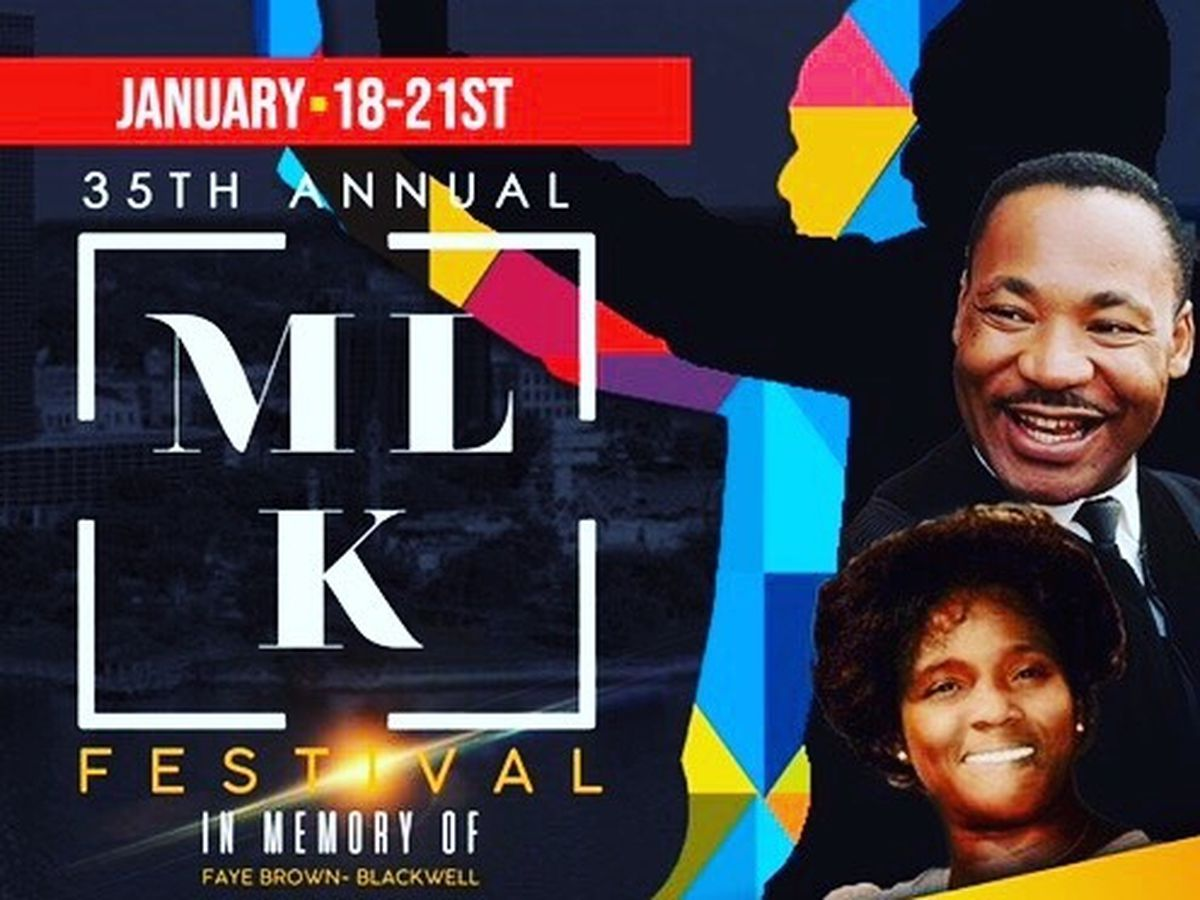 WATCH: MLK Breakfast opens festival