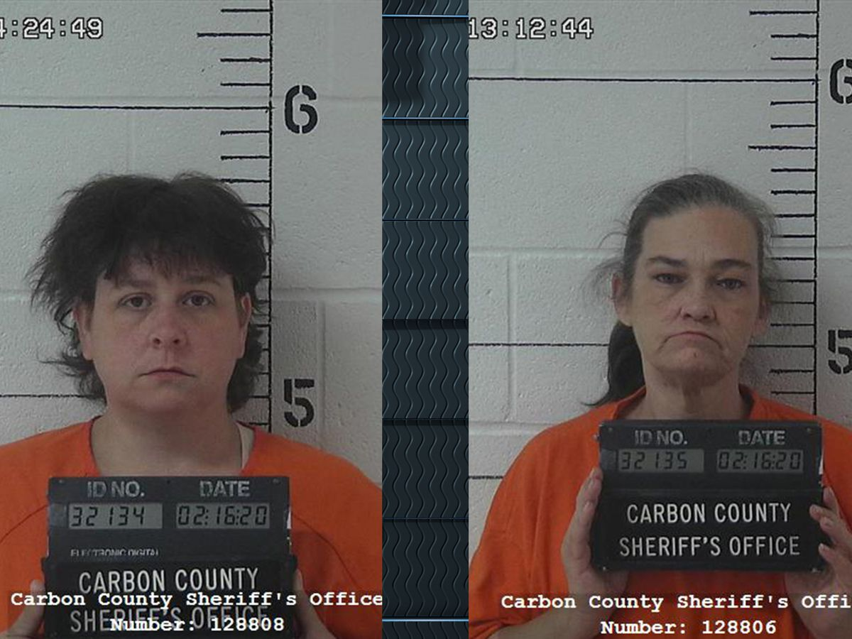 DeRidder women arrested in Wyoming after police find U-haul filled with animals in unsanitary conditions