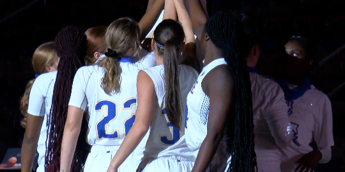 Cowgirls improve to 4-0 in the SLC after win over Southeastern