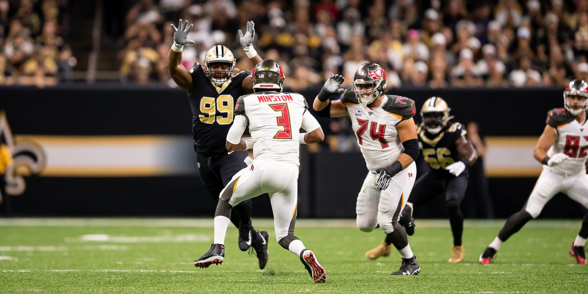 Jameis Winston fired up to join Saints QB room