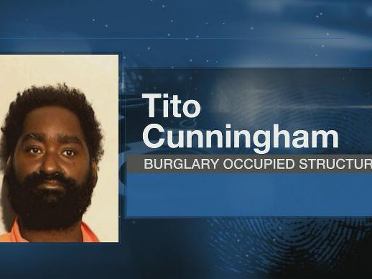 Ohio man accused of entering woman's home, rubbing her feet as she slept