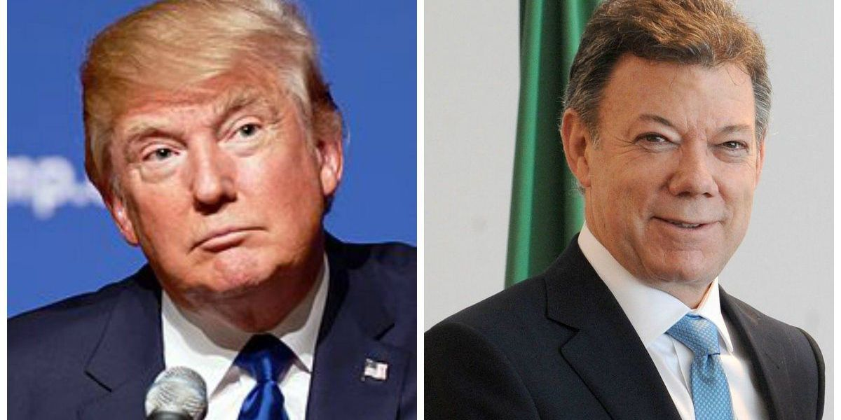 WATCH LIVE: Trump, Santos joint news conference