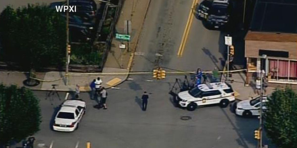 4 wounded, gunman dead in shooting at PA judge's office