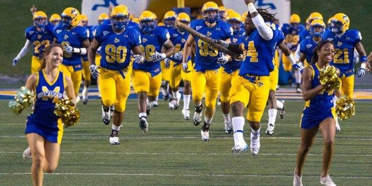 McNeese State University football team will receive new smart helmets