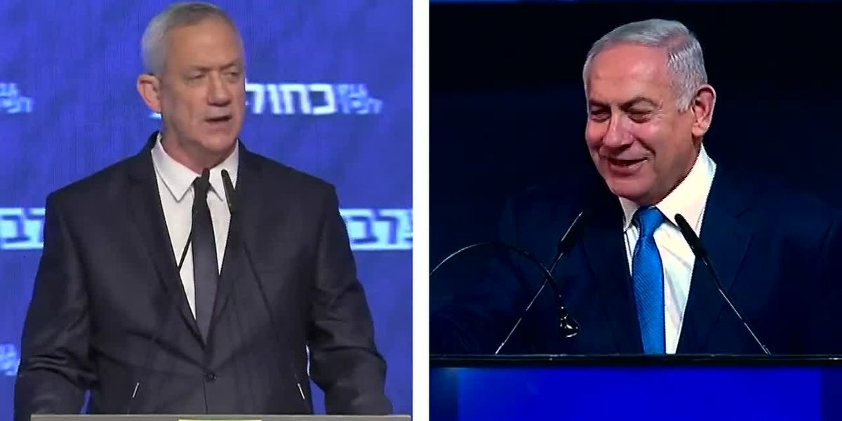 Israelis vote in repeat election centered on PM Netanyahu
