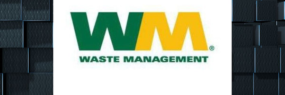 Waste Management in Calcasieu, Cameron to be delayed one day following Thanksgiving