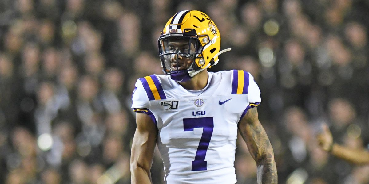 Edwards-Helaire among 7 LSU players entering National Football League  draft