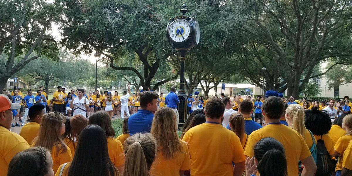 McNeese reopens to new and returning students today