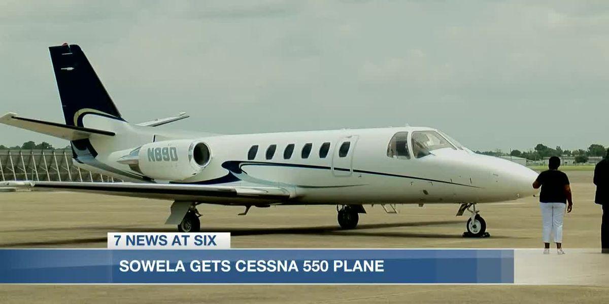 SOWELA's Aviation Maintenance Program adds another plane
