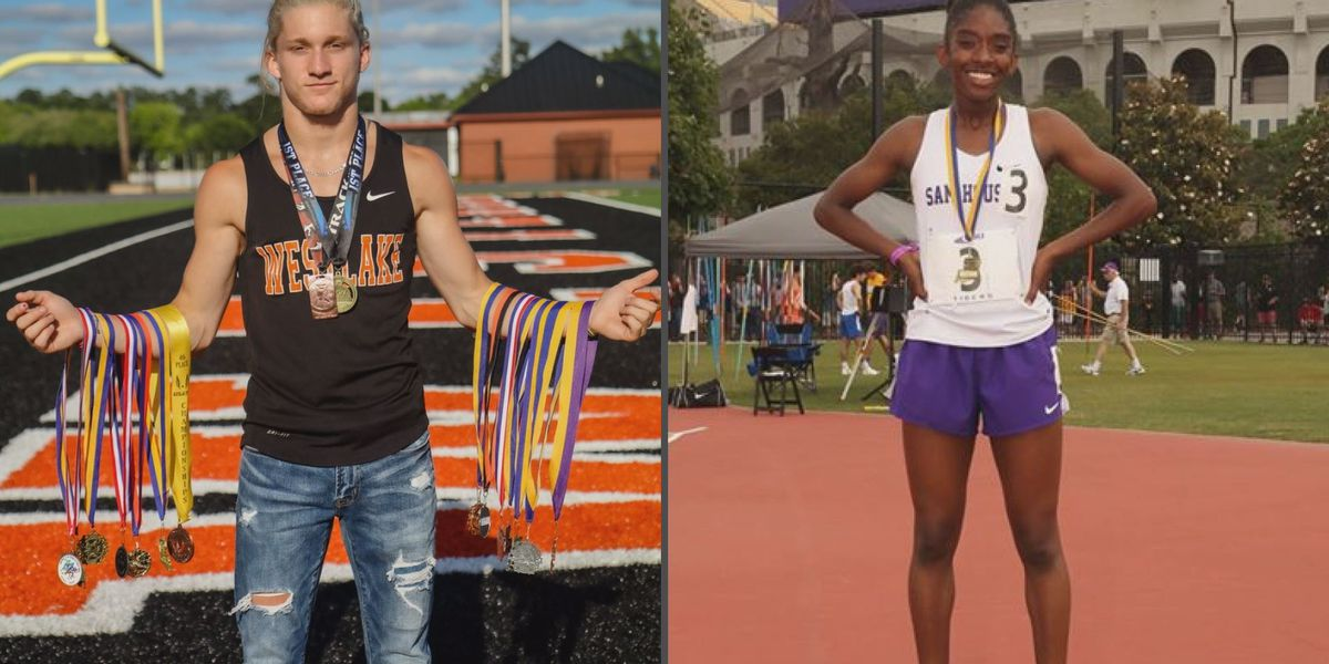 Southwest Louisiana lands two on the Track & Field Coaches All-State team