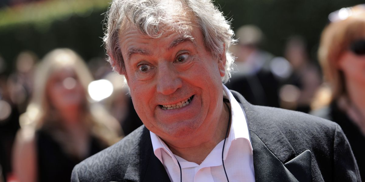 Monty Python star Terry Jones dies at 77