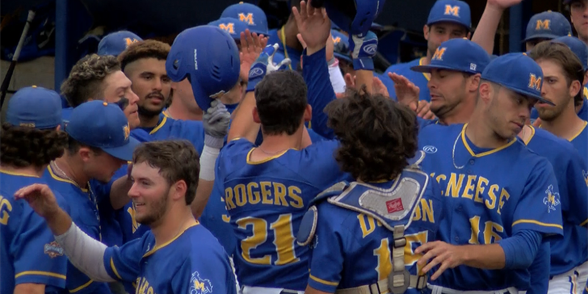 Rogers' homer lifts Cowboys to game one win over ACU