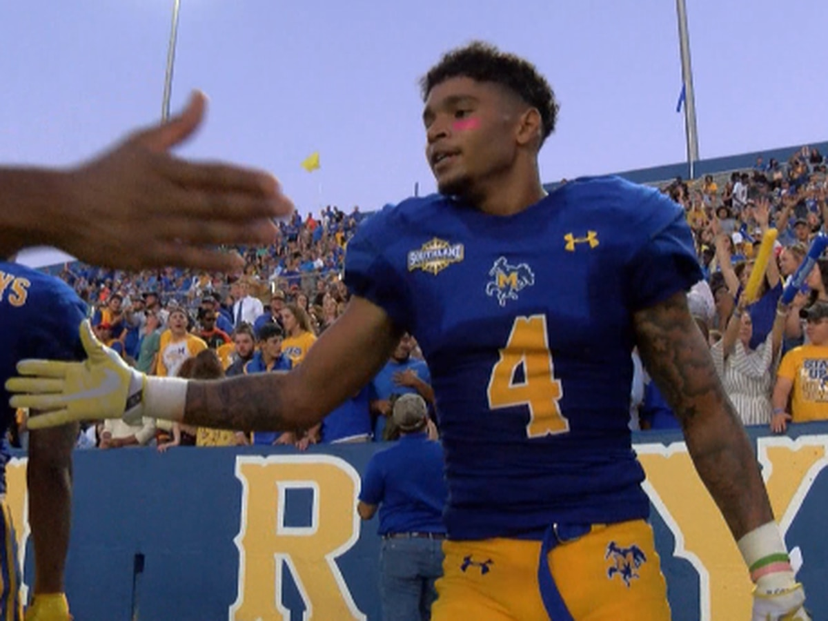 Former McNeese defensive back Colby Burton announces transfer to ULM