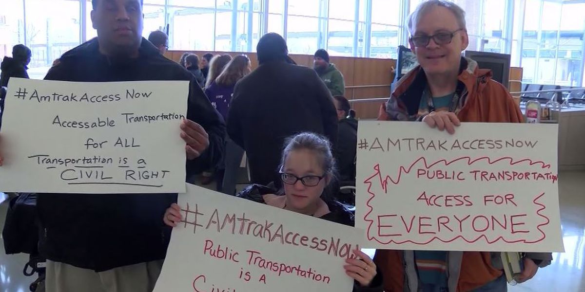 Amtrak ends policy that charged passengers with wheelchairs an extra $25,000