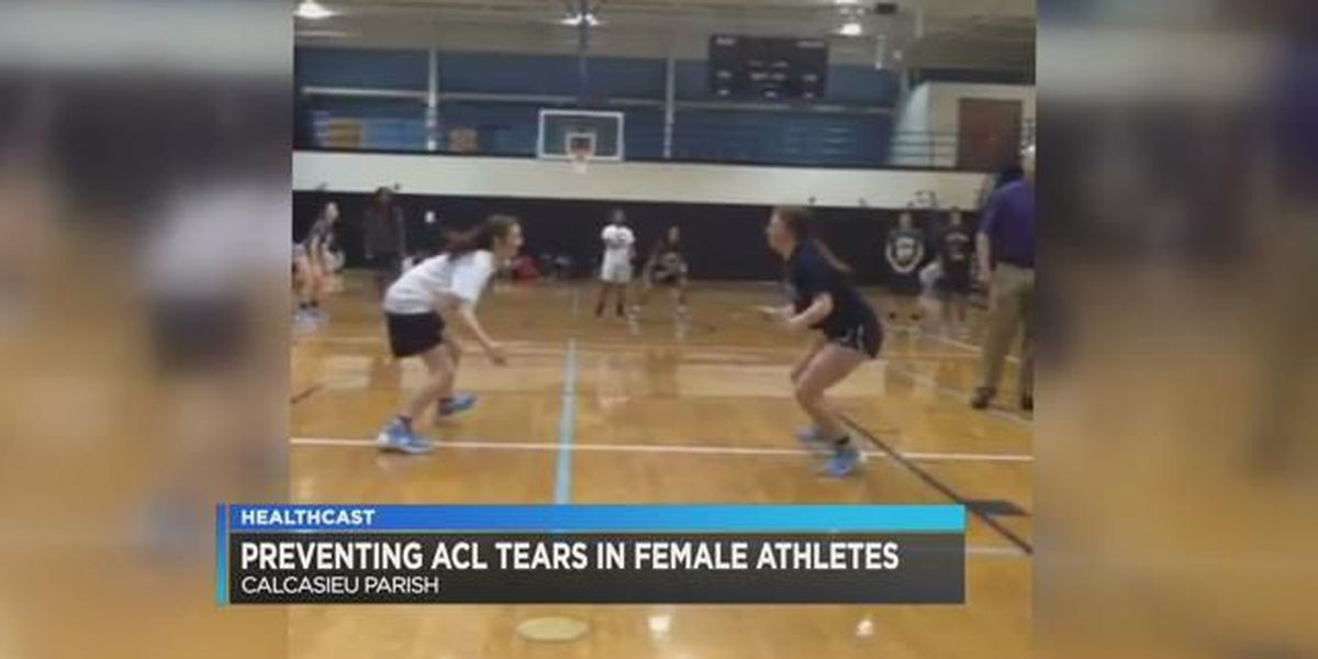 Preventing ACL tears in female athletes