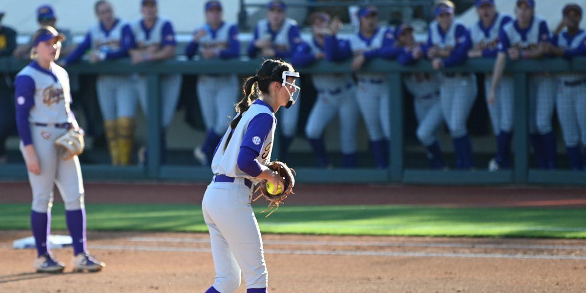 McNeese softball falls 4-0 at No. 7 LSU