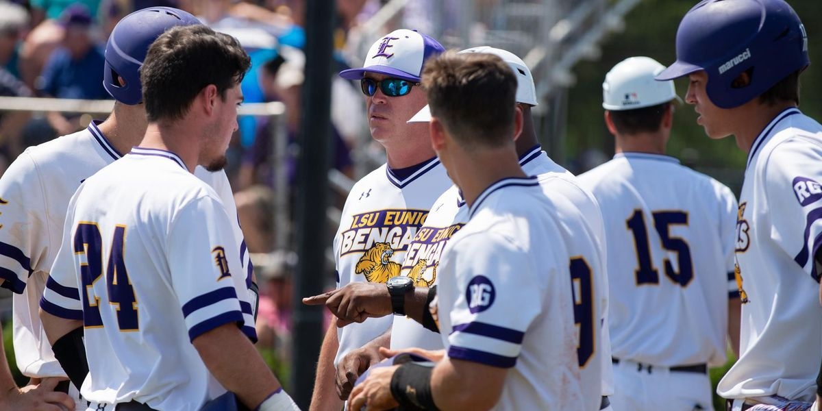 LSUE's offense falters, Meridian forces winner-take-all Region 23 title game