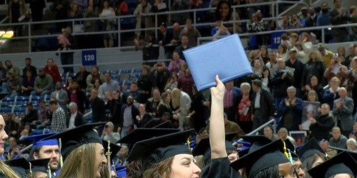 Over 500 graduate from McNeese State University Saturday