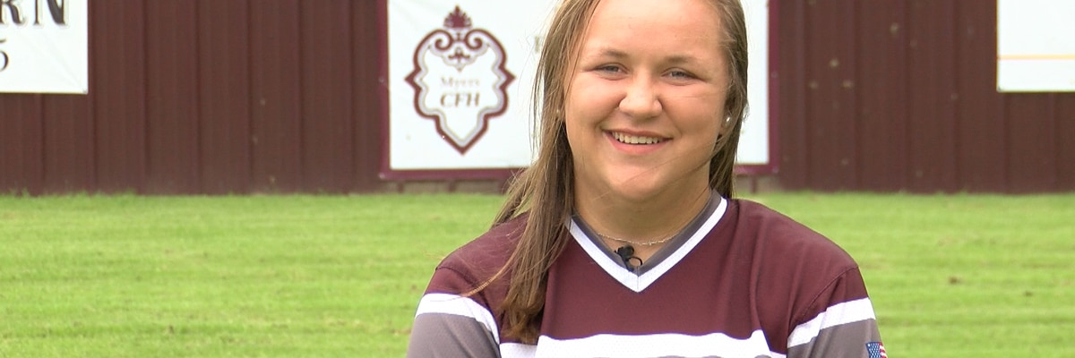 Sports Person of the Week - Riley Dyson