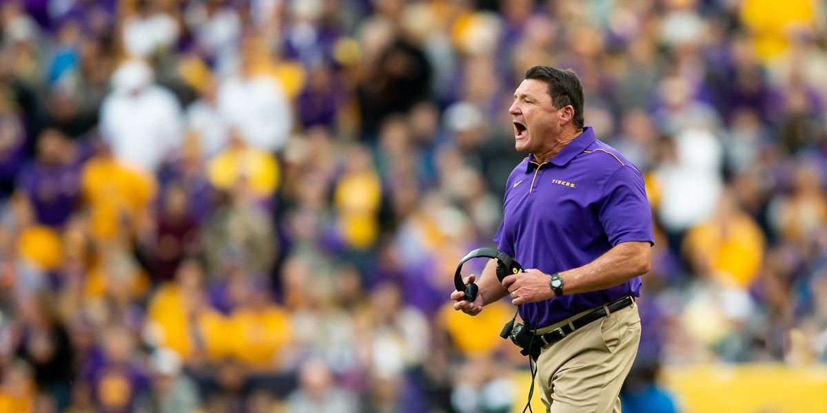 LSU football releases hype video ahead of game against Alabama