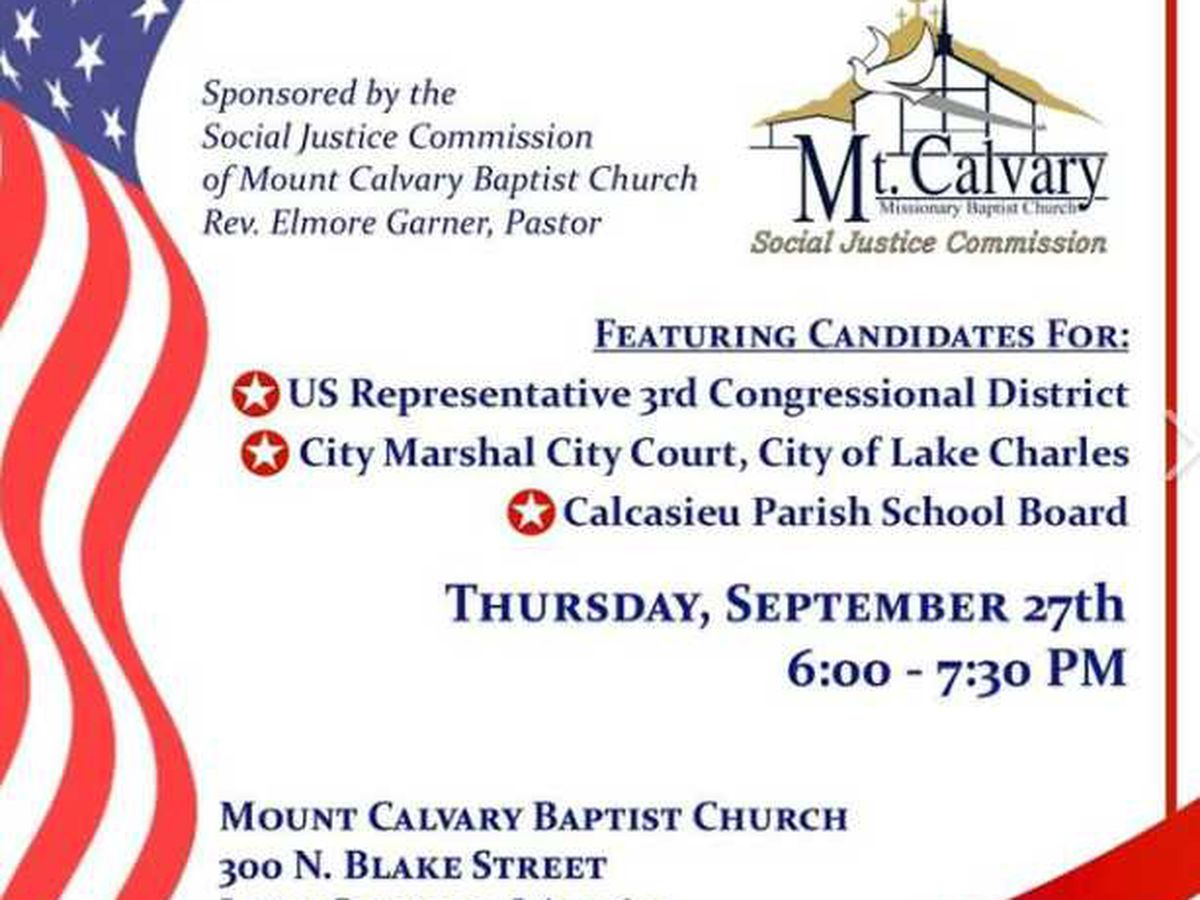 Voter Impact 2018: Electorial Candidate Meet & Greet
