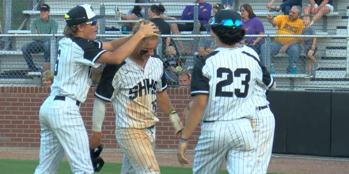LHSAA baseball playoffs: first round recap