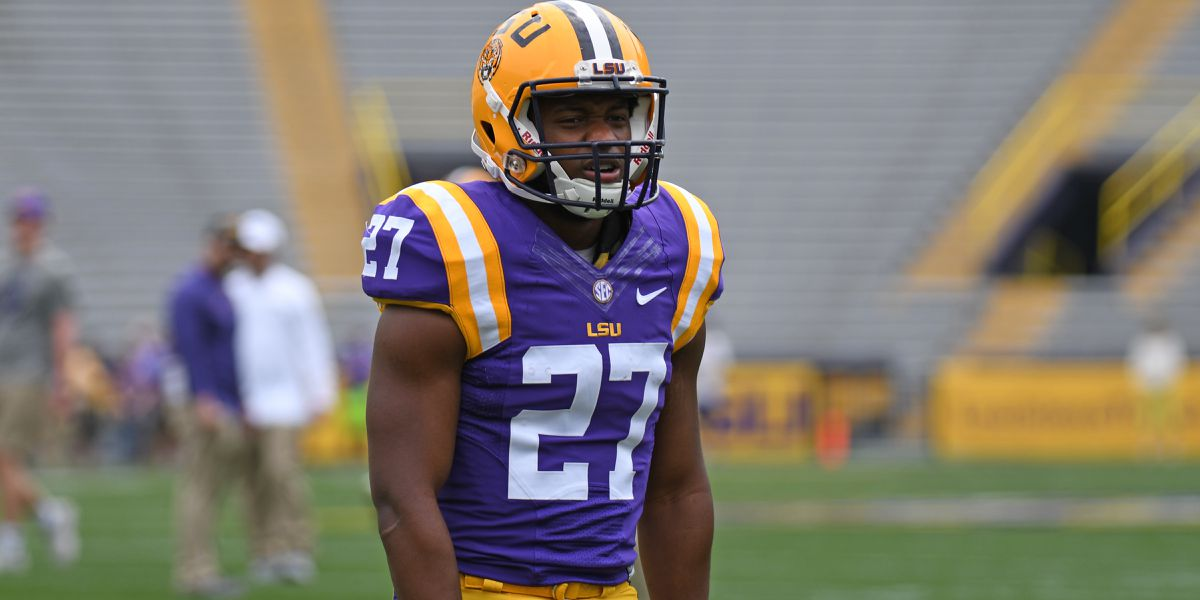 LSU RB Lanard Fournette isn't living in shadow of his brother and does things his own way