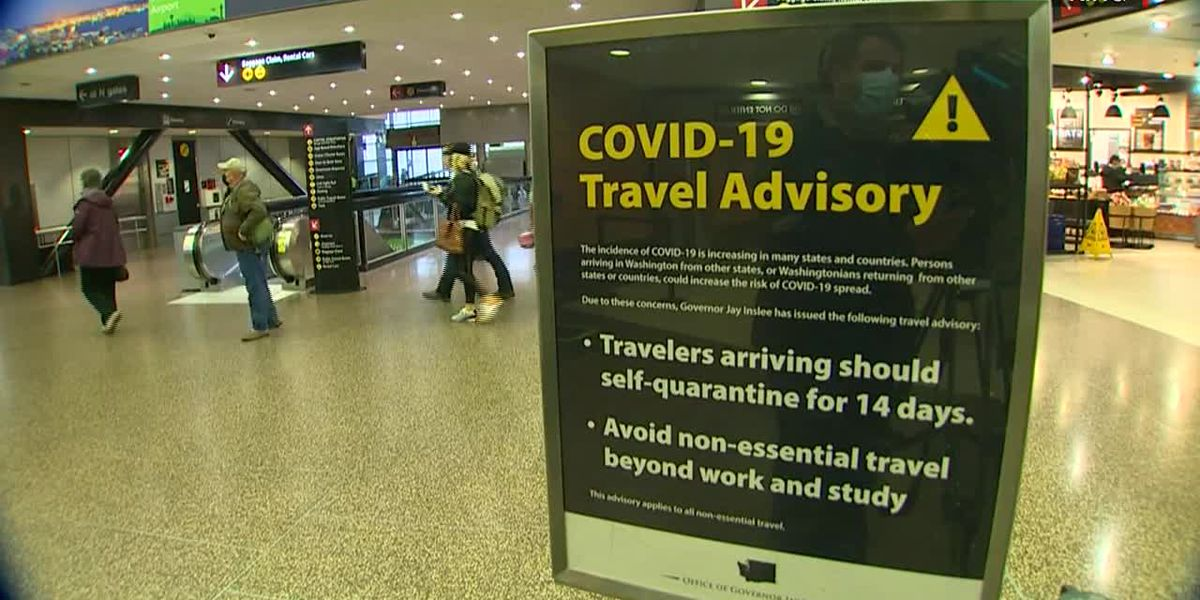 Many Americans flying for holiday despite CDC pleas