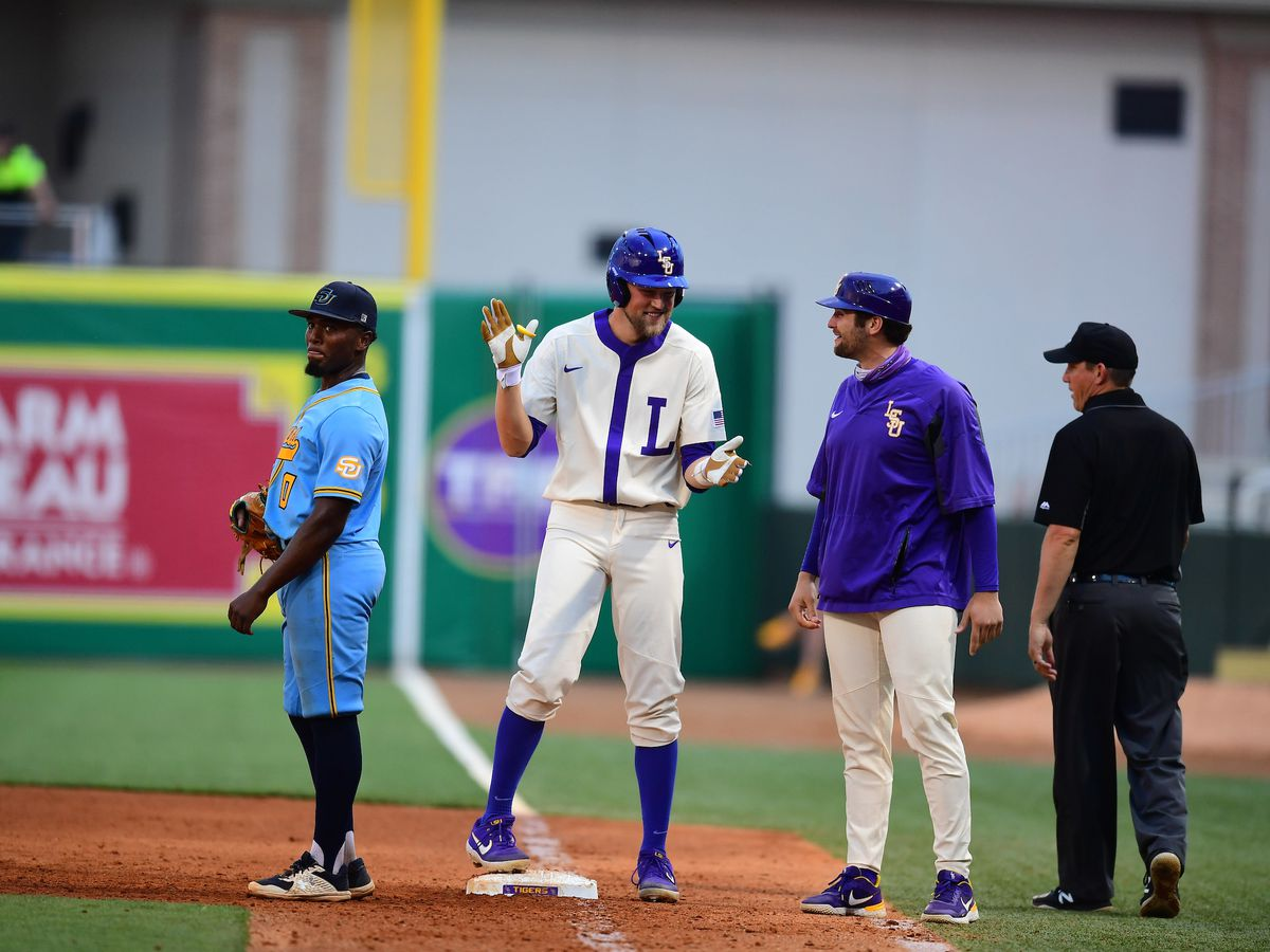 Tigers take down Jaguars 10-2, before crucial SEC series against Auburn