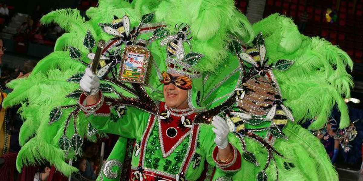 2019 Mardi Gras events