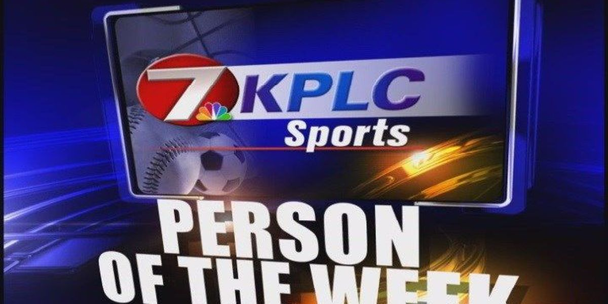 Sports Person of the Week - Ty Fogleman