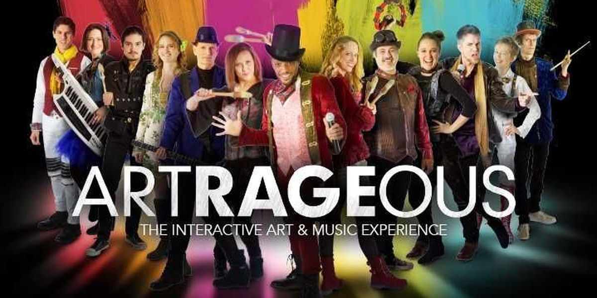Artrageous interactive show coming to Bulber Auditorium