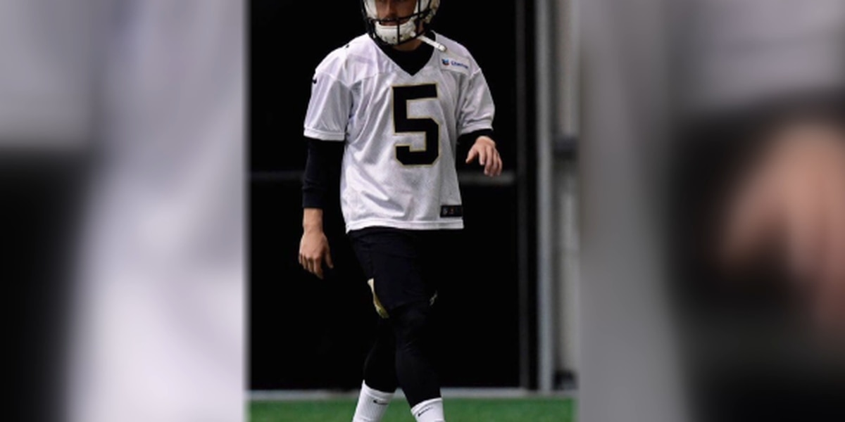 Impressive Bears rookie minicamp gives former McNeese kicker, punter Kjellsten chance at Saints