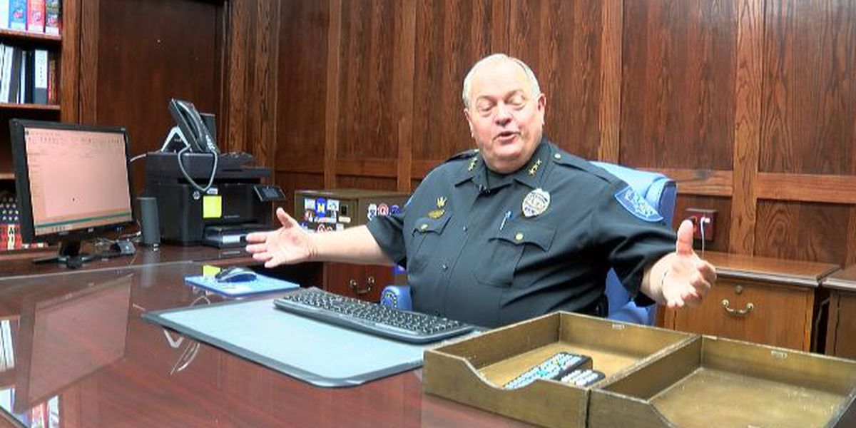 Chief and deputy chief retire from LCPD; new chief takes over at midnight