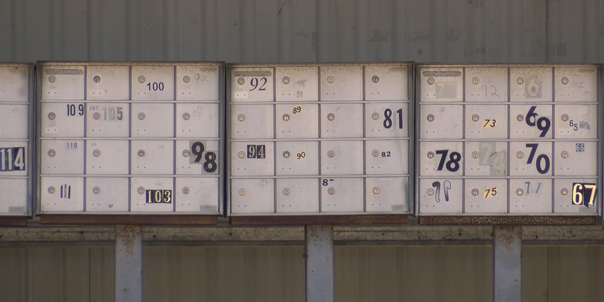 Management at local mobile home park frustrated with mail delivery