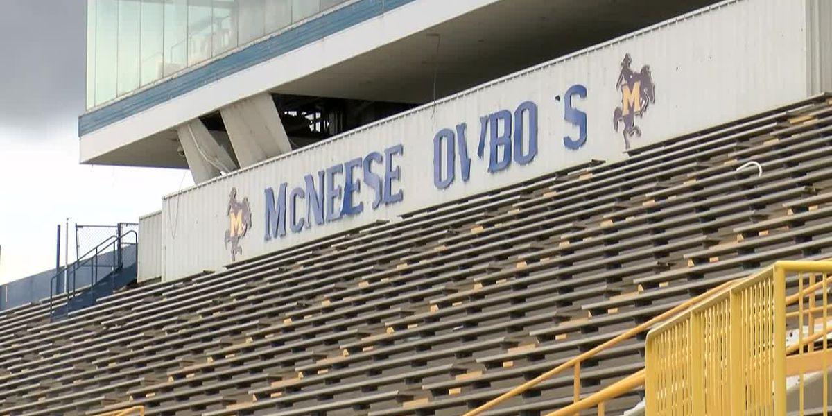 McNeese Athletics remains optimistic amid the aftermath of Hurricane Laura