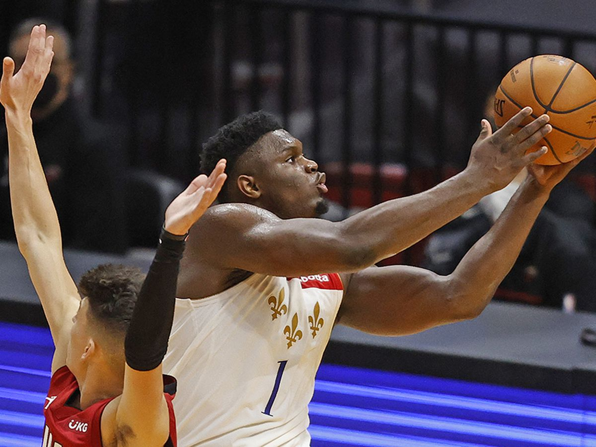 Zion Williamson ruled out against Clippers due to COVID-19 protocols