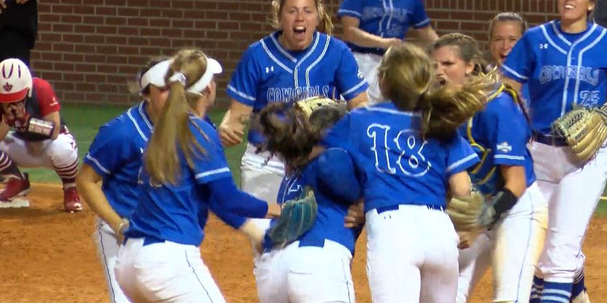 McNeese upsets No. 9 UL Lafayette in extra innings, 5-4