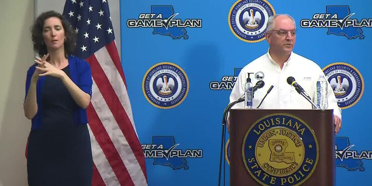Gov. Edwards signs executive order keeping La. in Phase 3 until Nov. 6