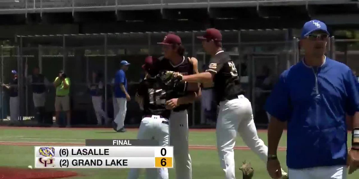 Grand Lake vs Doyle 5.14.21 #SWLApreps