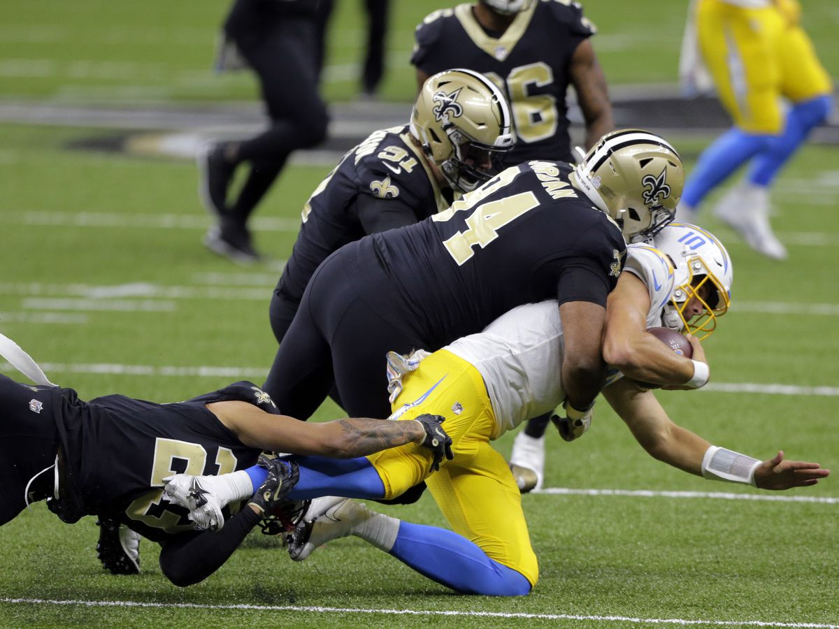 Saints defense closing games well, but still need improvement