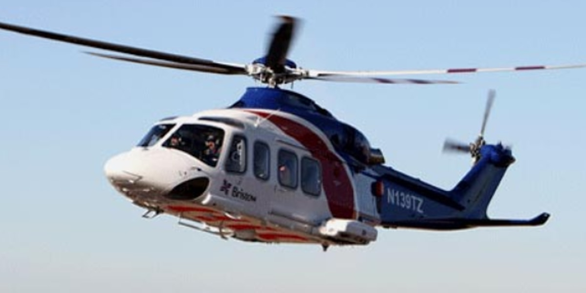 Helicopter pilot's body recovered in Gulf of Mexico