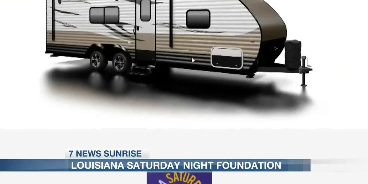 Louisiana Saturday Night Foundation providing campers