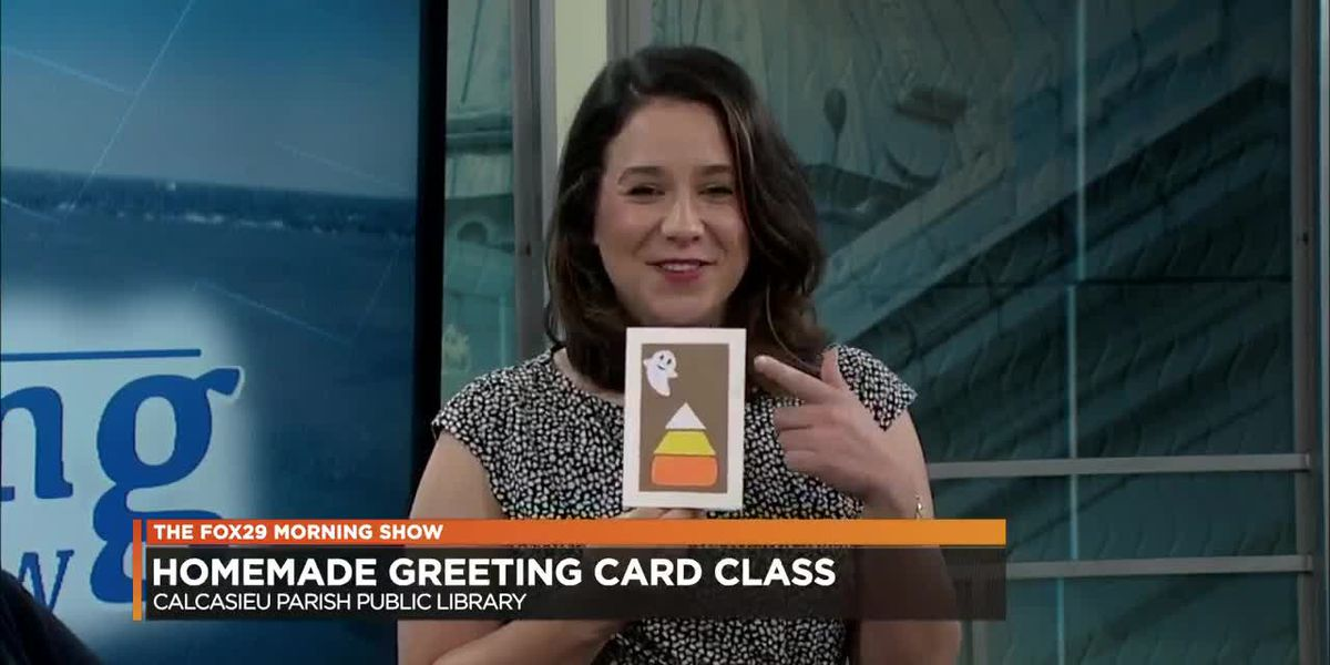 DIY Greeting and Holiday Cards at CPPL